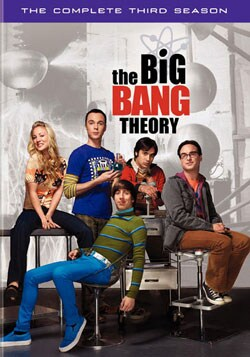 The Big Bang Theory: The Complete Third Season (DVD) 7014800