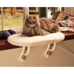 K&H Unheated 14x24-inch Kitty Sill