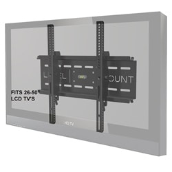 Level Mount Tilt Mount 26 to 55-inch TV Mount