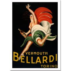 Gallery Direct Leonetto Cappiello 'Vermouth Bellardi Torino' Oversized Gallery-wrapped Canvas Art 7031103