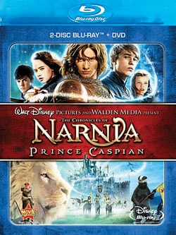 The Chronicles of Narnia: Prince Caspian (Blu-ray/DVD) 7033863