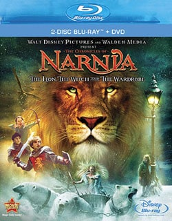 The Chronicles of Narnia: The Lion, The Witch and the Wardrobe (Blu-ray/DVD) 7033871