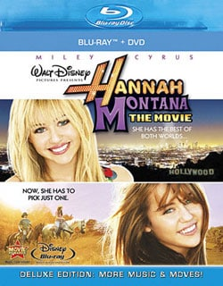 Hannah Montana: The Movie (Blu-ray/DVD) 7033882