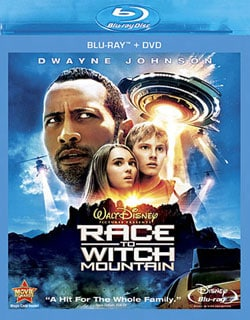 Race To Witch Mountain (Blu-ray/DVD) 7033920