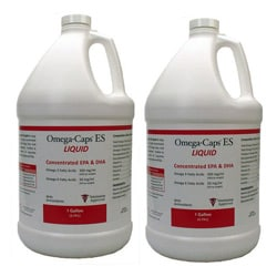 Omega-Caps ES 1-gallon Liquid (Pack of 2)
