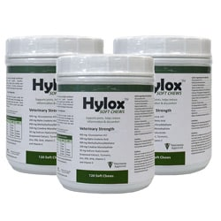 Hylox Soft Chews Dog Supplements (Pack of 3)
