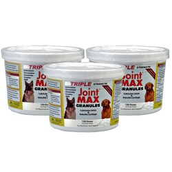 Joint Max Triple Strength 960-gm Granules for Dogs (Pack of 3)