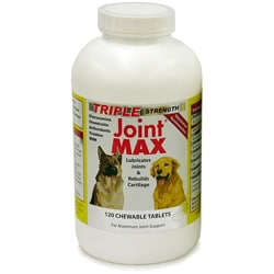 Joint Max Triple Strength Pet 120-ct Supplement Chewable Tablets