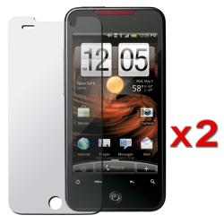 INSTEN Clear Screen Protectors for HTC Droid Incredible (Pack of 2)