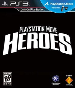 PS3 - PlayStation Move Heroes - By Sony Computer Entertainment