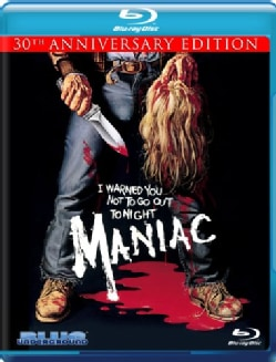 Maniac 30th Anniversary Edition (Blu-ray Disc) 7050998