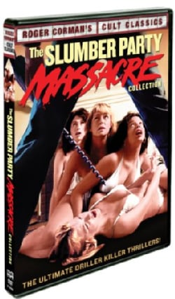 Slumber Party Massacre: The Collection (DVD) 7053346