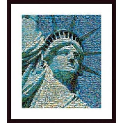 Robert Silvers 'The American Spirit 2002' Art Print
