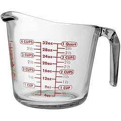 Anchor Hocking 32-oz Glass Measuring Cups (Pack of 3) 7072736
