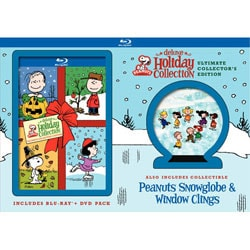 Peanuts Holiday: Utimate Collection Edition (Blu-ray/DVD) 7078525