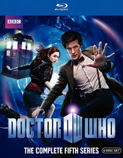 Doctor Who: The Complete Fifth Season (Blu-ray Disc) 7080851