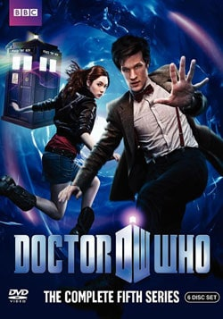 Doctor Who: The Complete Fifth Season (DVD) 7080856