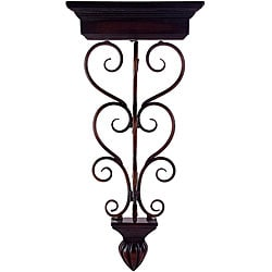 Iron Argento Wall Shelf