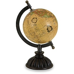 Argento Antique Settlers Desk Globe