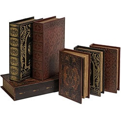 Monte Cristo 6-piece Book Box Collection
