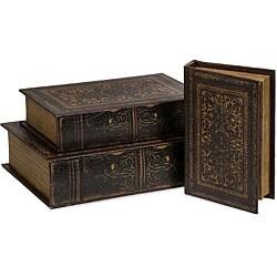 Renaissance 3-piece Book Box Collection