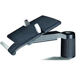Cotytech Black Adjustable Desk-mount 360-degree-rotating Telephone Arm