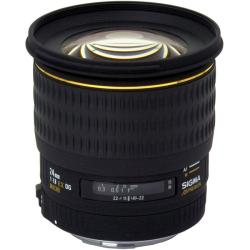 Sigma 24mm F1.8 EX DG ASP for Nikon Macro Lens