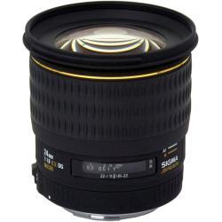 Sigma 24mm F1.8 EX DG ASP for Nikon Macro Lens