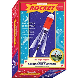 Scientific Explorers Meteor Rocket Science Project Kit 7092365