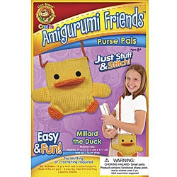 Amigurumi Friends 'Millard the Duck' Purse Pals Kit