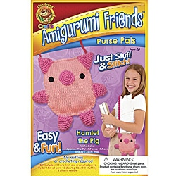 Amigurumi Friends Hamlet the Pig Purse Pals Kit