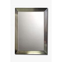 Slim wall mirror