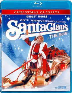 Santa Claus: The Movie 25th Anniversary Edition (Blu-ray Disc) 7110284