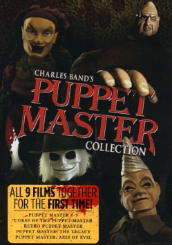 The Puppet Master Collection (DVD) 7110720