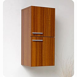 Fresca Bathroom Linen Side Cabinet