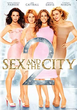 Sex and the City 2 (DVD) 7118300