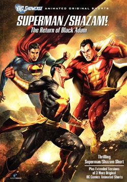 Superman/Shazam!: The Return of the Black Adam (DVD) 7120925