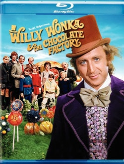 Willy Wonka & the Chocolate Factory (Blu-ray Disc) 7124846