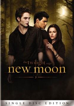 The Twilight Saga: New Moon: Single Disc Edition (DVD) 7130771