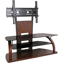 Metro Series 136 Dark Brown TV Stand