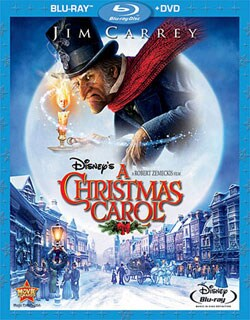 Disney's A Christmas Carol (Blu-ray/DVD) 7133686