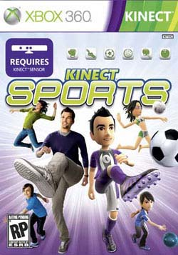 Xbox 360 - Kinect Sports–Overstock.com-Cash Back
