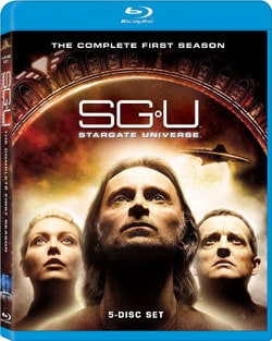SGU Stargate Universe: The Complete First Season (Blu-ray Disc) 7139309