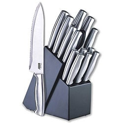 Cook N Home Stainless Steel 15-piece Cutlery Set