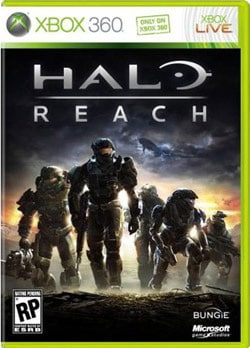 Xbox 360 - Halo: Reach–Overstock.com-Cash Back
