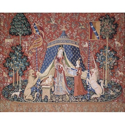Unicorn Desire Wall Tapestry (2'4 x 2'8) 7143693
