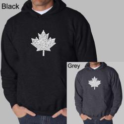Los Angeles Pop Art Men's Canada Hoodie