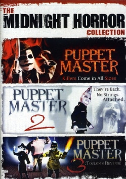 The Midnight Horror Collection: Puppet Master (DVD) 7156202