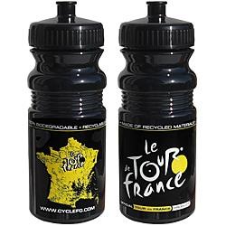 Tour De France Tour De Jour Series 20-oz Black Cycling Bottle