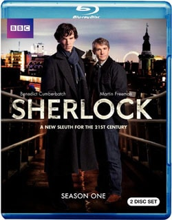 Sherlock: Season One (Blu-ray Disc) 7158372